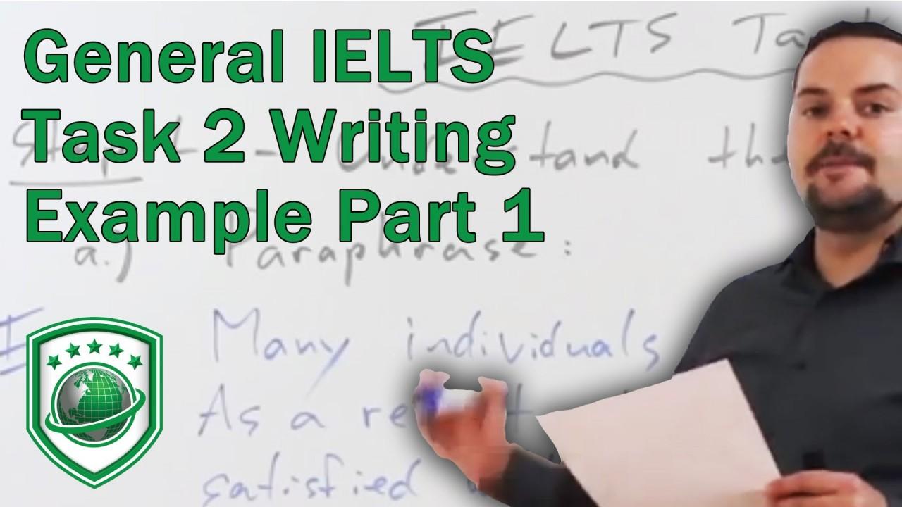 Ielts Writing Task 2 Essay 110