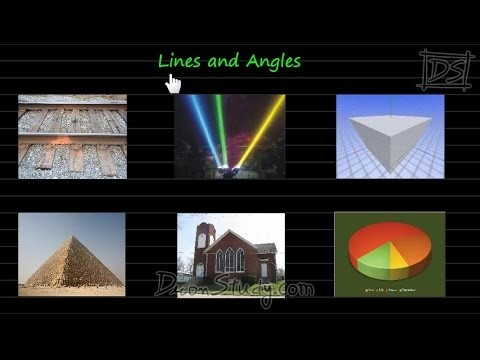 Lines and Angles : CBSE Class 9 Maths