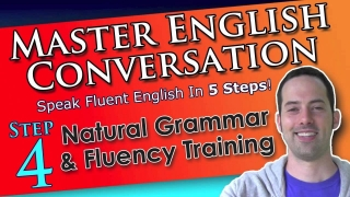 Master English Conversation, Learn English Grammar FAST