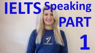 IELTS Speaking: PART 1 TIPS for HIGH SCORE!!
