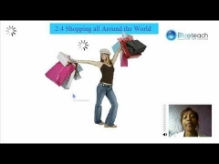 Shopping all Around the World (Learn English 2-4)