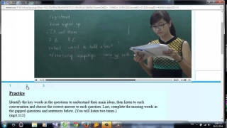 Luyen thi toeic co Mai Phuong Part3 Full Short Conversation Bai 2