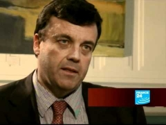 FRANCE 24 The Interview - THE INTERVIEW - Brian Lenihan, Irish Finance Minister