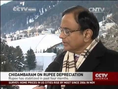 Indian Finance Minister on Indian economic and social issues CCTV News   CNTV English
