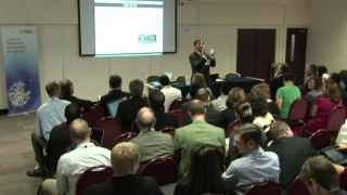 Dr. Eric Mazur - Turning Lectures Into Learning - Keynote - University Surrey