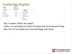 Exam tips for Cambridge English Key for Schools