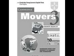 Cambridge Movers 3 Answer Booklet Steven Brown Dorolyn Smith