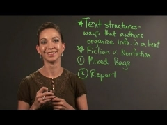 Activities for Text Structure for Kids : English & Writing Lessons