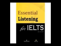 Essential listening for IELTS (Hu Min - John A Gordon Track) (1-26)
