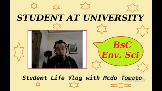 Student at University - Vlog Entry #2 - Lectures!