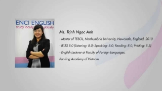 [ENCI ENGLISH] Writing Skill Avoiding Sentence Fragment - Ms Ngọc Anh IELTS