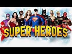English Listening Practice: SUPER HEROES (Test 20 with Answer & Transcript)