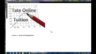 Surds and Manipulation - 16to18 Mathematics -  Lecture 1