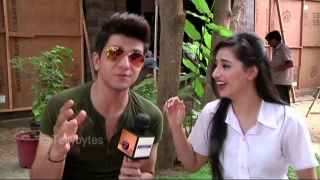 Ashwini and Sanaya aka Sid and Siyali in conversation - FIRST EVER SIDYALI INTERVIEW - PROMO