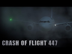 Flight 447 Documentary The Truth behind Crash of Flight 447 english subtitles