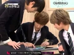 Boyfriend English Lesson Cut @ W Academy Ep 1