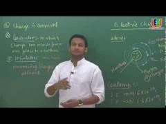 IIT JEE: Main and Advanced (Physics Video lectures) - Introduction of Coulomb's Law By NKC Sir
