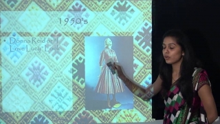 RM  BFT HCR Fashion in 20th Century | Rai University Video Lectures