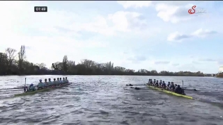Cambridge vs. Oxford Boat Race 2015 (Men)