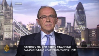 Inside Story - France's finance scandal