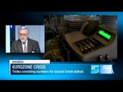 BUSINESS - Eurozone crisis: Graham BISHOP, European Finance Expert