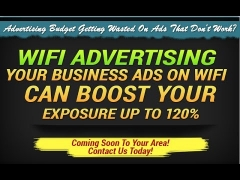 WiFi Hotspot Advertising | WiFi Marketing | WiFi Advertising in Denver