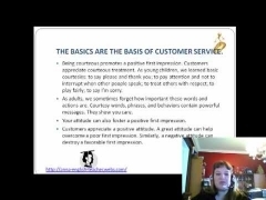 Learning Business English Customer Service