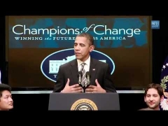 College Campus Champions of Change: Student Leadership Projects - President Obama Speech (2012)