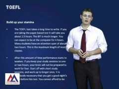 Học tiếng anh - TOEFL LEARNING TIPS (Cleverlearn - American Academy)