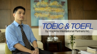 Study English in the Philippines : TOEIC & TOEFL by Hopkins