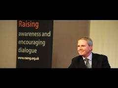 Technology Visionaries lecture series: In conversation with Professor Nigel Shadbolt FREng