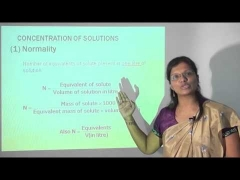 SJ DIPLOMA CHEMISTRY PS | Rai University Video Lectures