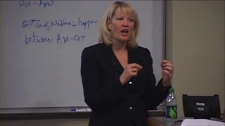 Lectures in Entrepreneurship: Becky Anderson