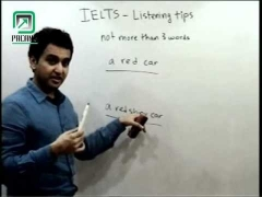 IELTS listening Tip # 4 in Urdu/Hindi by Canada Qualified