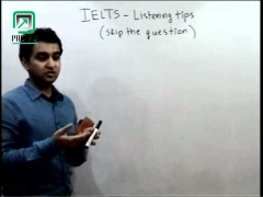 IELTS listening Tip # 3 in Urdu/Hindi by Canada Qualified
