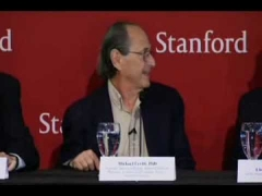 Michael Levitt: 2013 Nobel Prize in Chemistry Press Conference (Livestream Version)