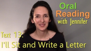 Oral Reading Fluency 13 -