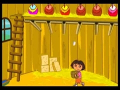 Dora The Explorer 3D   PART 7 Saves the Farm