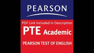 PTE Academic  - Pearson Test of English - Listening Test 2