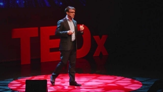 What can physics tell us about stock market crashes? Dragan Mihailović at TEDxLjubljana