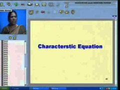 Lecture 1: Mathematics 1 - Matrices