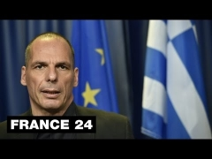 GREEK REFERENDUM - Greek finance minister Varoufakis resigns