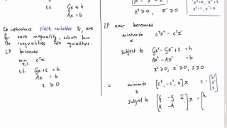 Lecture 9: Introduction to Linear Programming