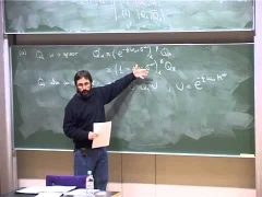 SUPERSYMMETRY Lecture 4 / University of Cambridge