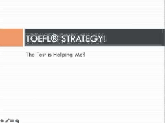 TOEFL Reading Skills VI: Read to Learn and Review