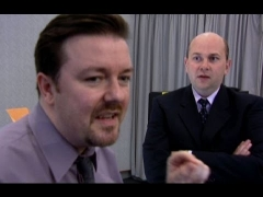 David Brent's Hotel Role Play - The Office - BBC