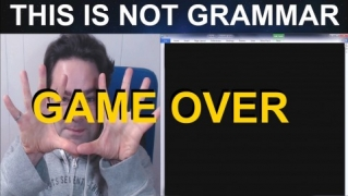 Game Over Idiom - Computer Vocabulary - TOEFL & IELTS Technology - Idioms Over Learn English