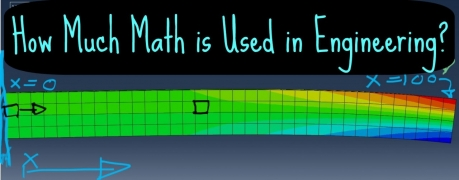 How Much Math is Used in Engineering?