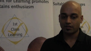 First Class Learning - Interview with Centre Manager Aynit Shah