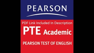 PTE Academic - Pearson Test of English - Listening Test 1